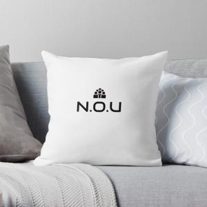 GroupeNOU Throw Pillow