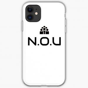 GroupeNOU iPhone Case